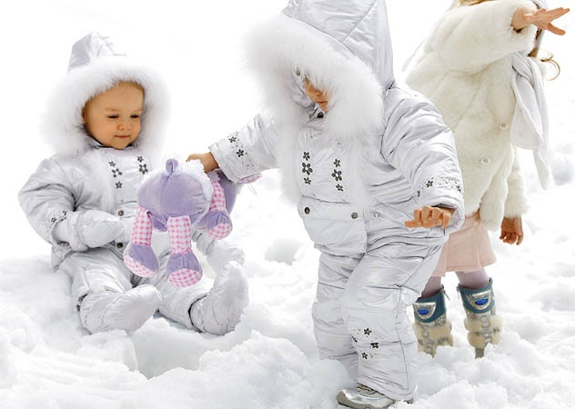 Комплект для новорожденных как одеть