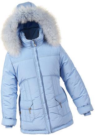 "Зимняя куртка для девочки  ""Алина "" - Фотографии."