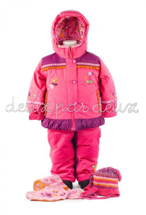 зимняя верхняя одежда для полных