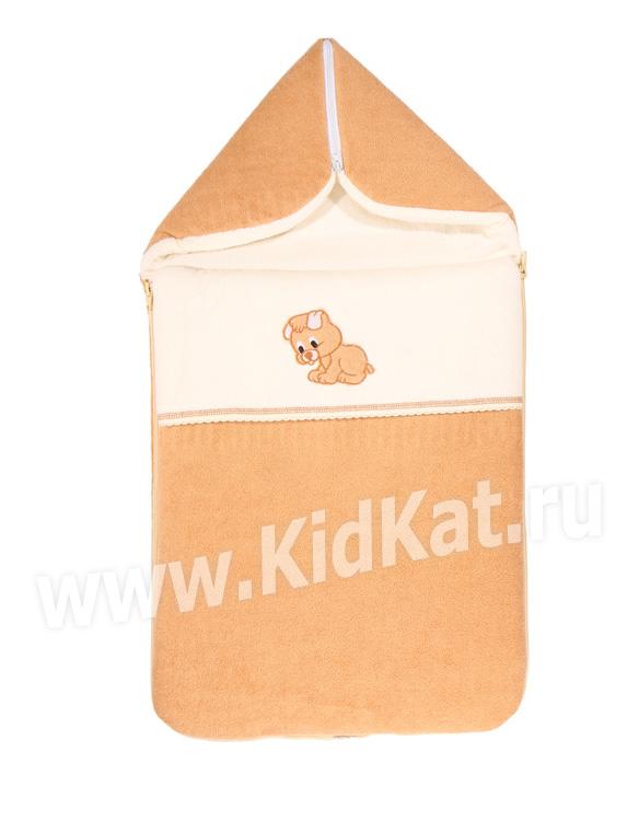Вязанные конверты на выписку для новорожденных