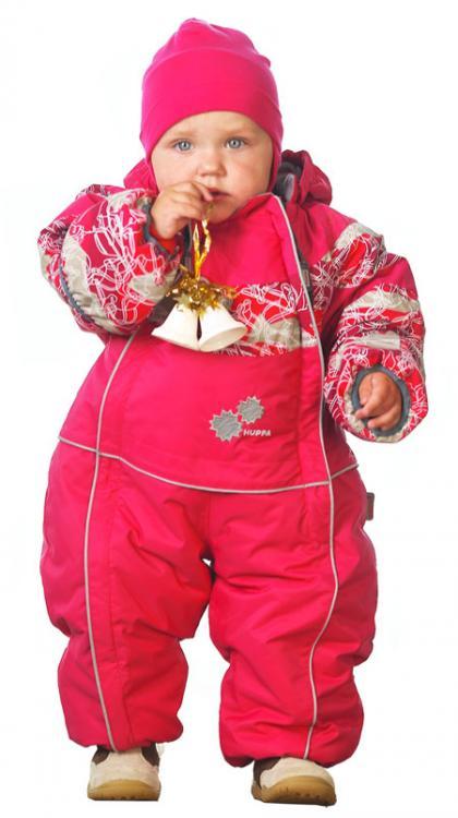 детский и вязаный комбинезон