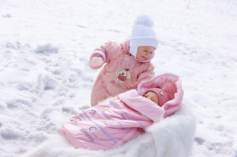 Зимняя одежда для новорожденного. . Российский производитель дизайнерской одежды для новорожденных Лаки Чайлд