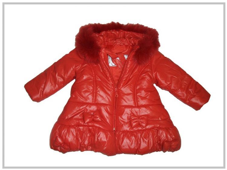 Зимняя куртка для девочек SNOWY - Детские товары - Коллекция SNOWFALL