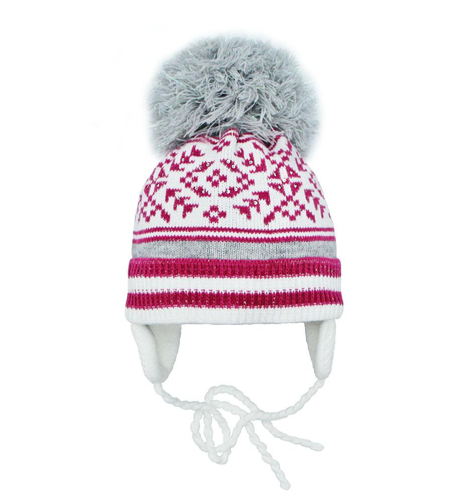 Купить Пилгуни Детская шапка Pilguni 21-502 TS белый