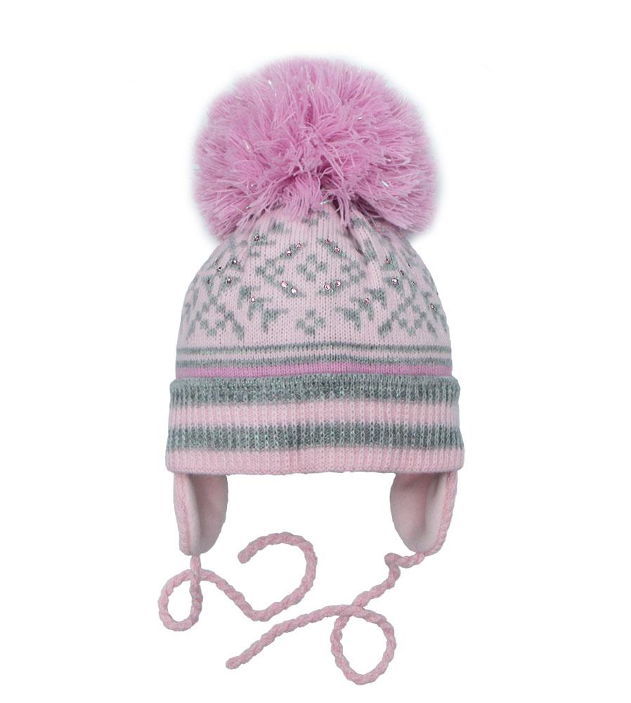 Купить Пилгуни Детская шапка Pilguni 21-502 TS розовый