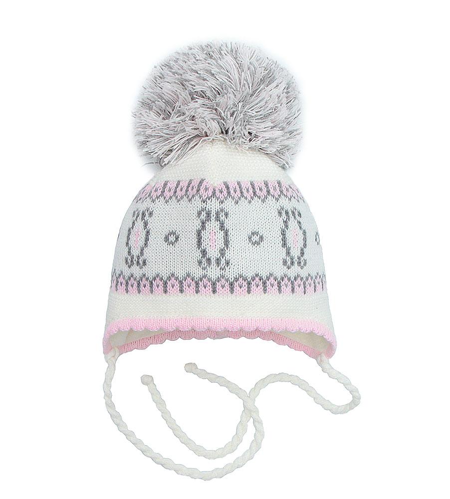 Купить Пилгуни Детская шапка Pilguni 23-1754 белый