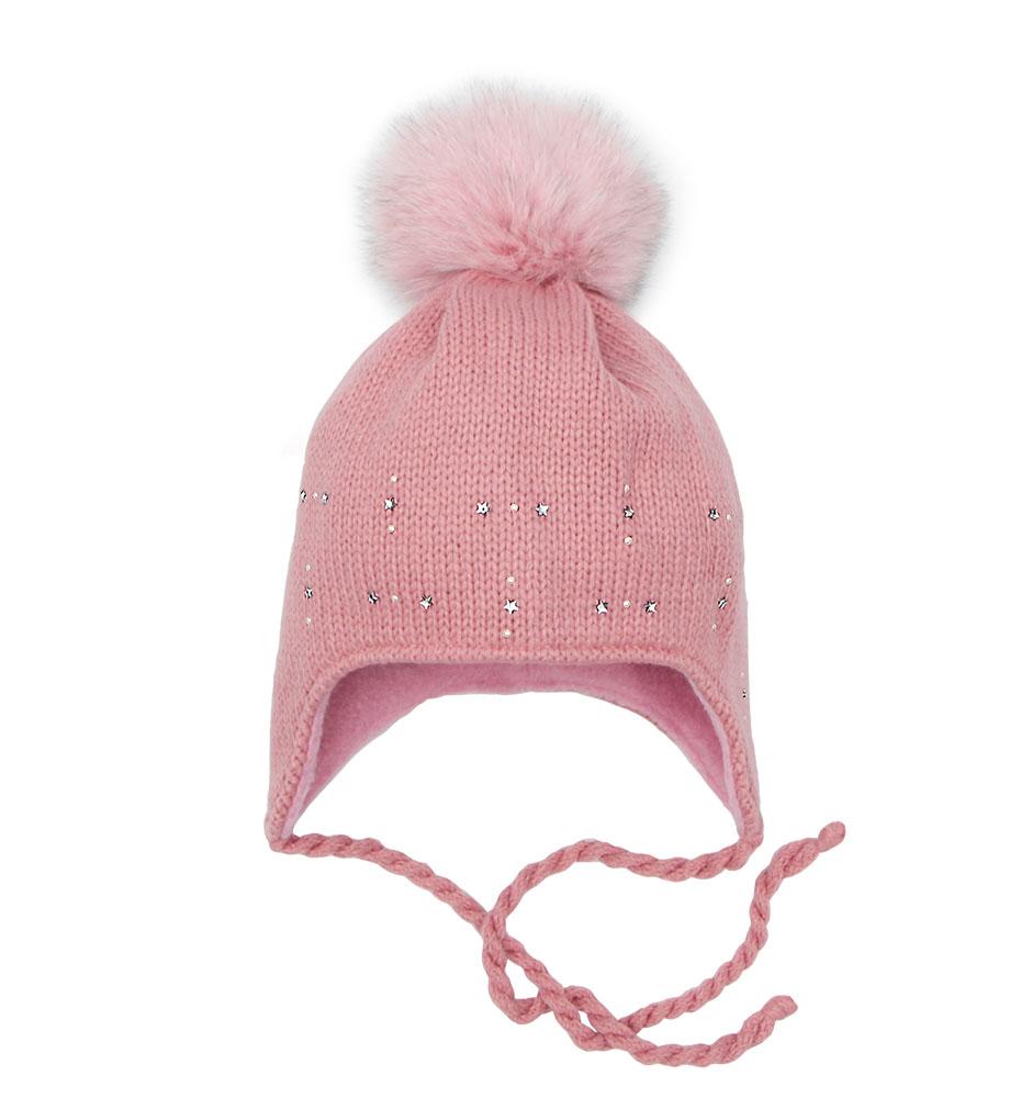 Купить Пилгуни Детская шапка Pilguni 23-1756 SA розовый