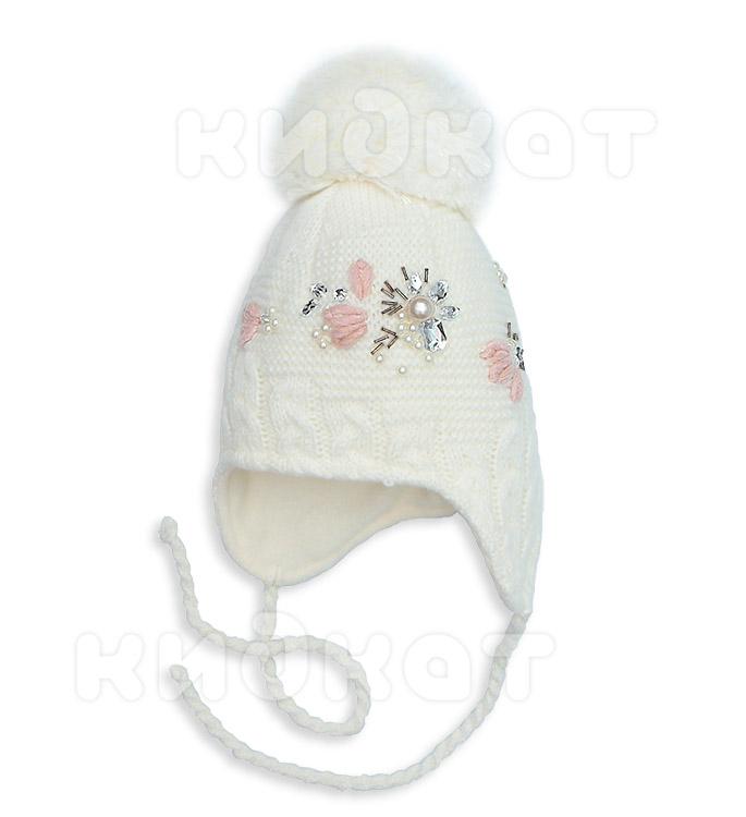 Купить Пилгуни Детская шапка Pilguni 23-720 молочный
