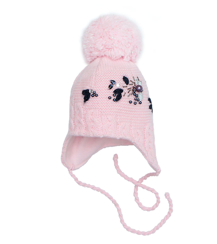 Купить Пилгуни Детская шапка Pilguni 23-720 розовый