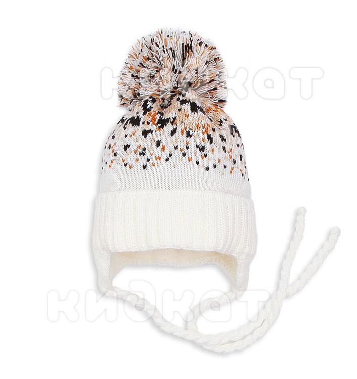 Купить Пилгуни Детская шапка Pilguni 27-509 DIGITAL коричневый