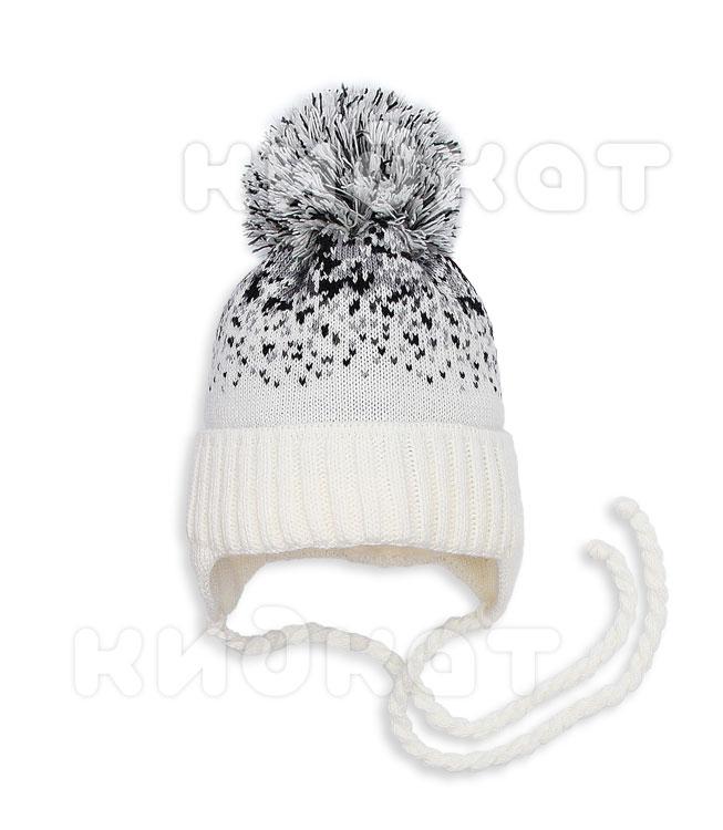 Купить Пилгуни Детская шапка Pilguni 27-509 DIGITAL серый