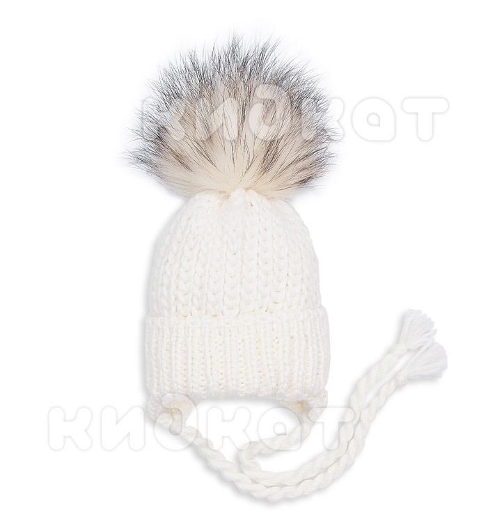 Купить Пилгуни Детская шапка Pilguni 27-512A молочный